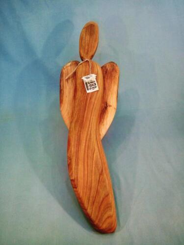 A3, závěsný anděl, staré opracpvané dřevo, ošetřený olejem, vhodný do interiéru i exteriéru, d - 25 cm, v - 78 cm - 750 Kč