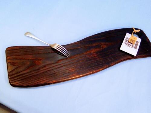 P2 - jasanové prkénko, opálené dřevo, d- 59 cm, š- 15 cm, v- 1.5 cm - 420 Kč