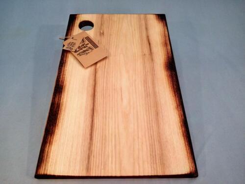 P6- jasanové prkénko, částečně opálené dřevo,d-42,5cm š-26.5 cm, v1,5 cm- 450 Kč